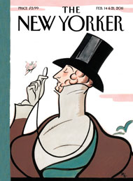 Cover, New Yorker